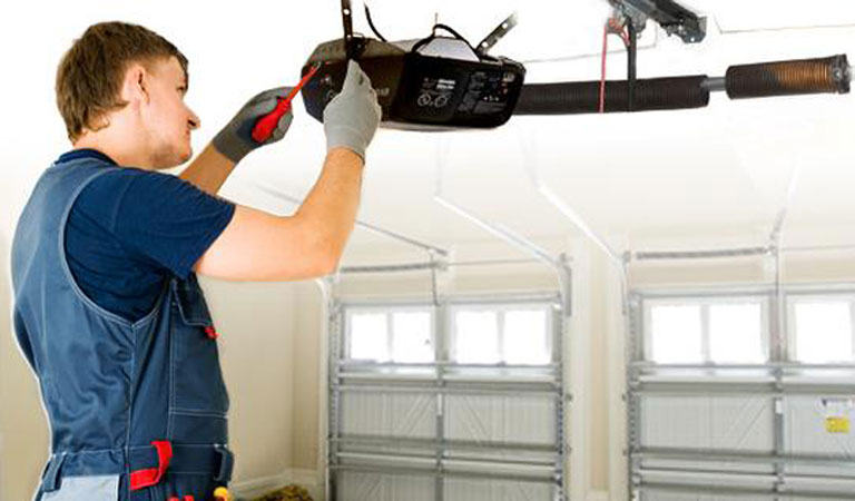 Garage door technician Long Branch NJ